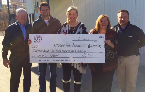 And the Impact Grant goes to…
