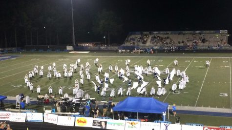 "Etowah marching eagles ""Take Flight"""