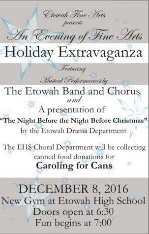 Fine Arts Holiday Extravaganza