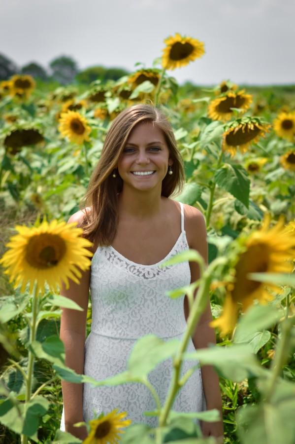 Nicole Booth, pictured above, is the Etowah class president and a key member of SGA.