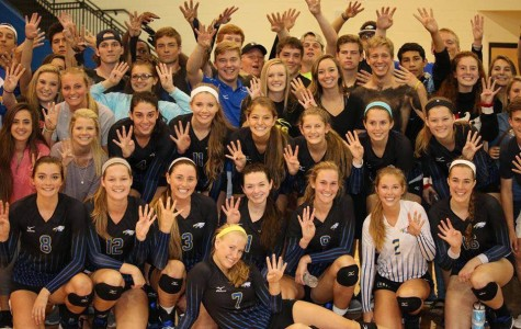 Volleyball advances to Final Four