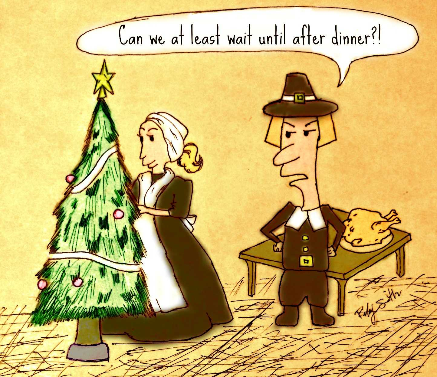 Christmas? It is not even Thanksgiving yet – The Talon