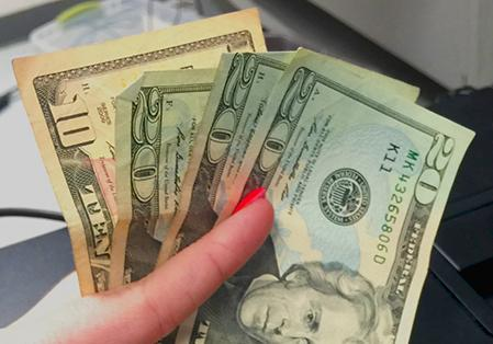 Get free money from the PTSA