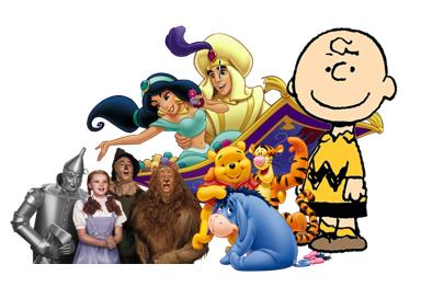 Theories behind childhood stories