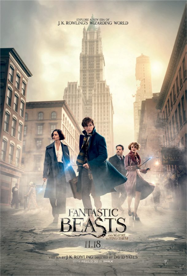 One fantastic beast of a movie