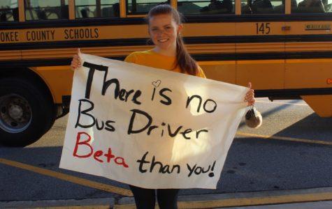 Bus Driver Appreciation Day photo spread
