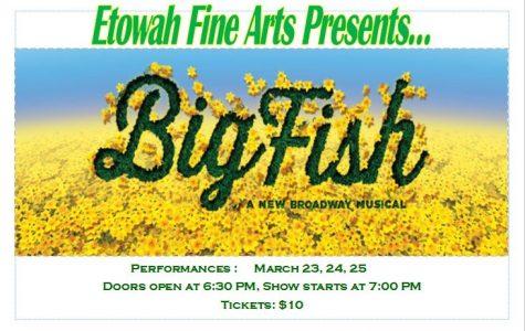Big Fish:  a big hit!