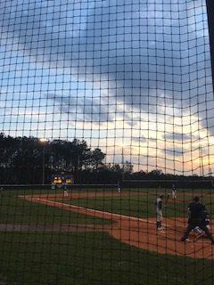 Etowah baseball game