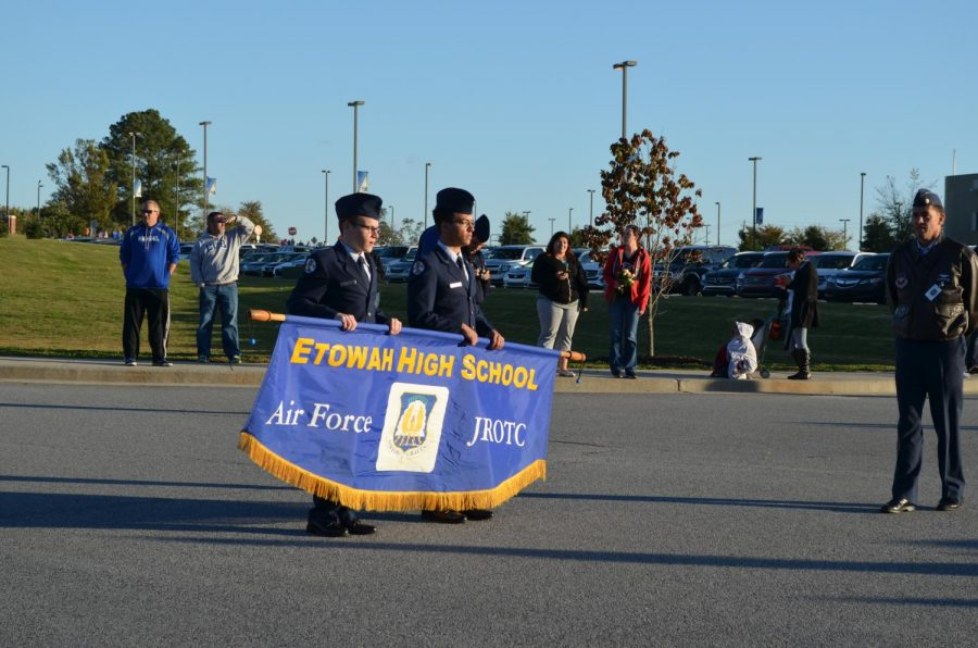 Etowah's annual Homecoming parade!