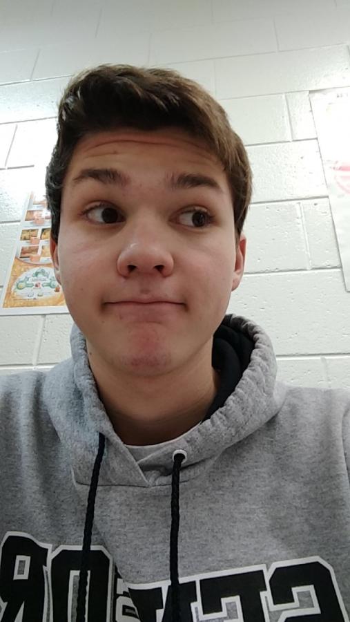 Senior spotlight: Matthew Collins
