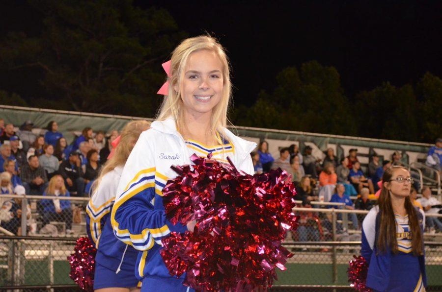 Senior spotlight: Sarah Cruse