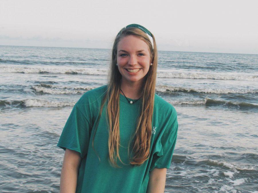 Senior spotlight: Erin Taylor