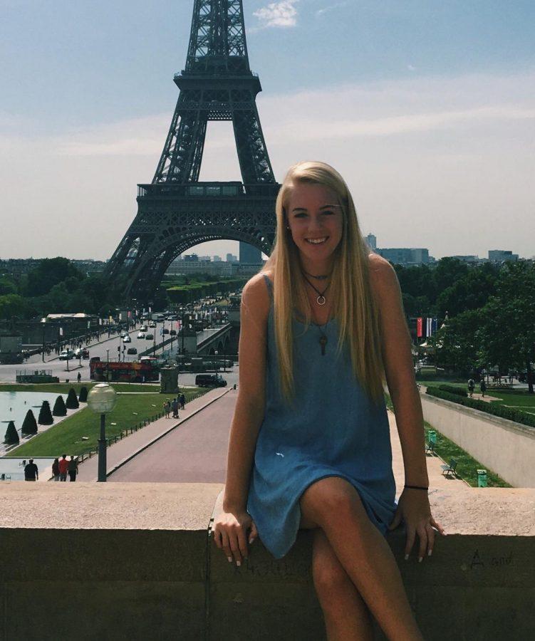 Senior spotlight: Madison Mcnew