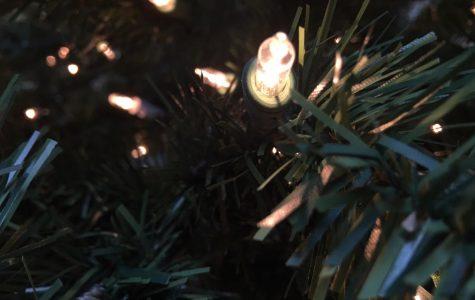 Lights, music, and holiday spirit