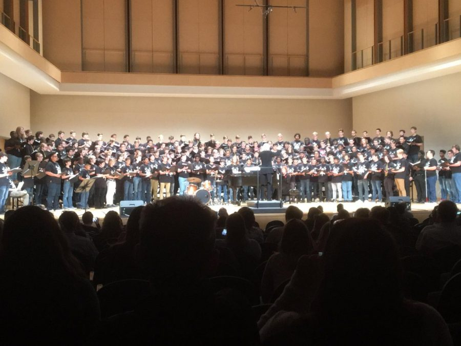 Fall concert review