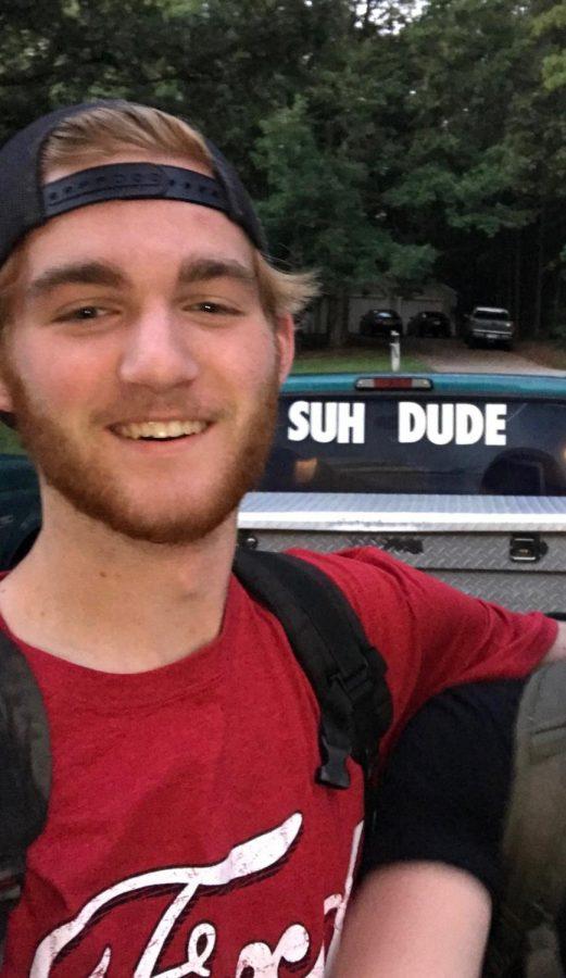 Senior spotlight: Clay Sturdivant