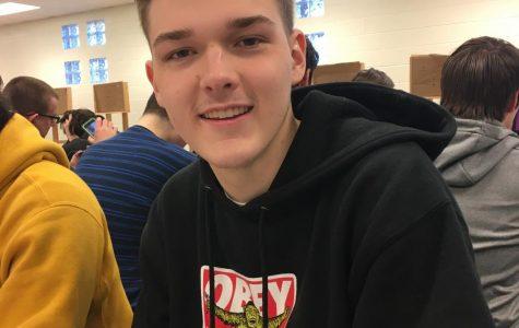 Senior spotlight: Hunter Wilson