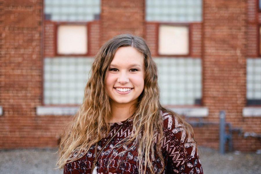 Senior spotlight: Elizabeth Hugenberg