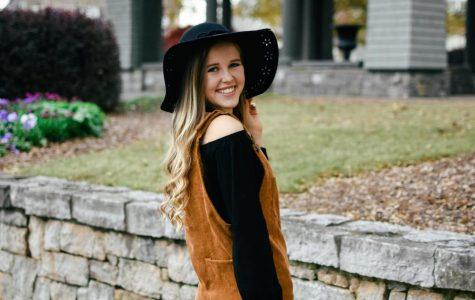 Senior Spotlight: Katie Bishop