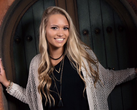 Senior spotlight: Olivia Berry