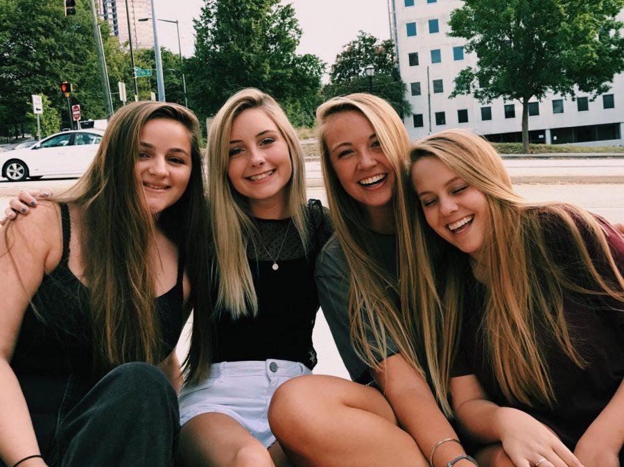 High school friendships