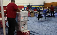 Pump it up to give blood