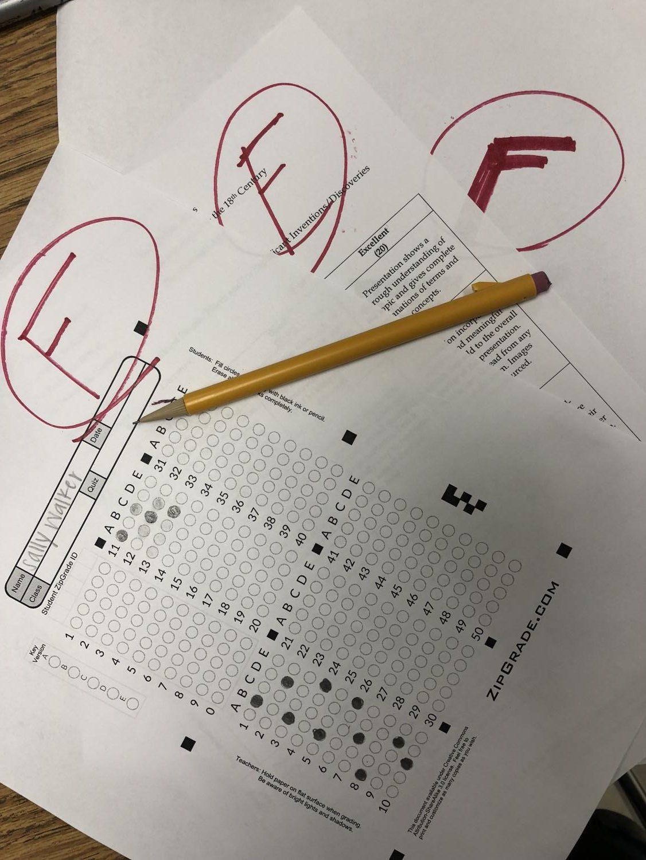 Saving grades