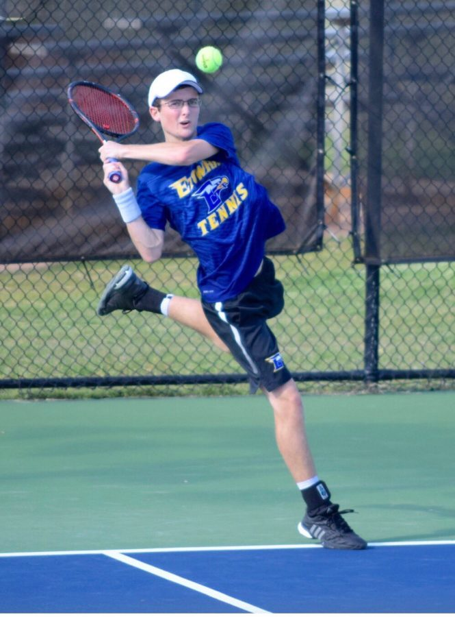 Picture from the Etowah Tennis Twitter