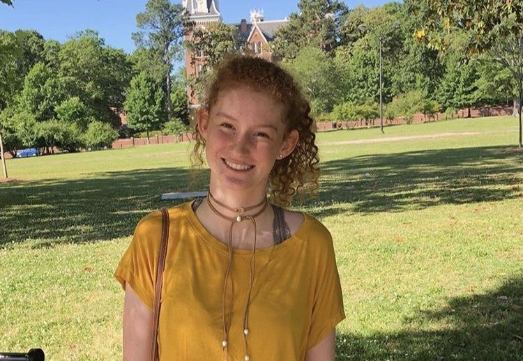 Sophomore: Nina Velasco