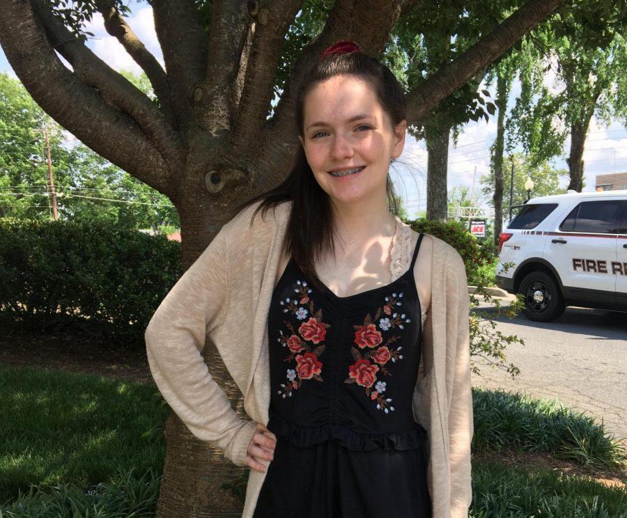Sophomore: Kaitlyn Gower