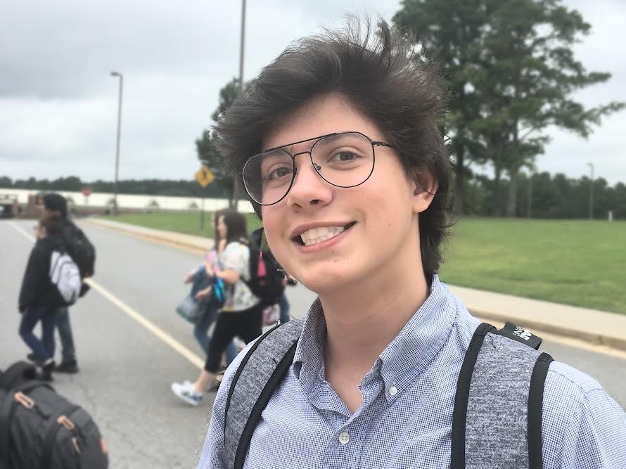 Sophomore: Matthew Periut