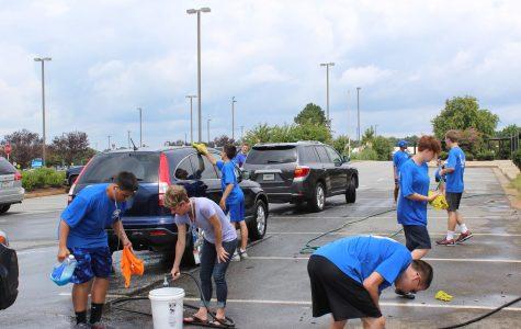 JROTC car wash