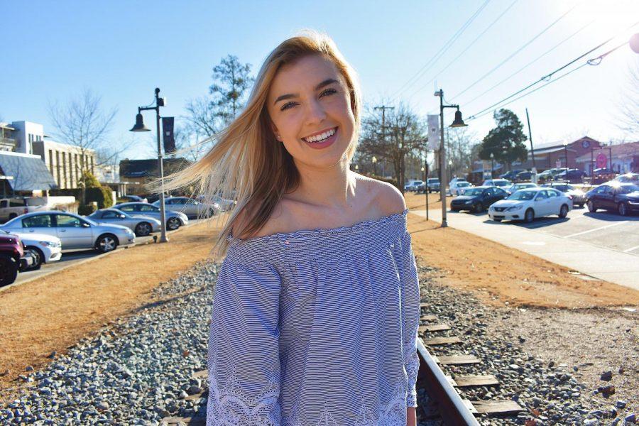 Sophomore: Erin Whalen