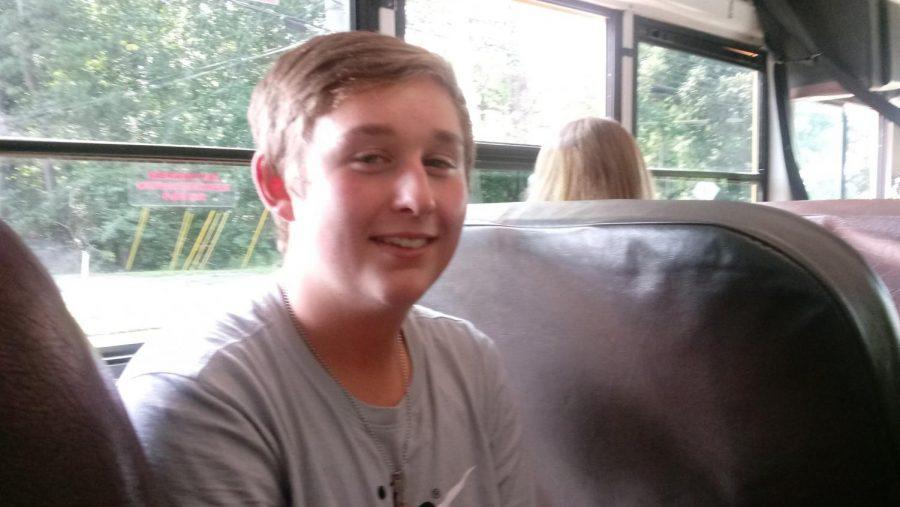 Junior: Alex Myers