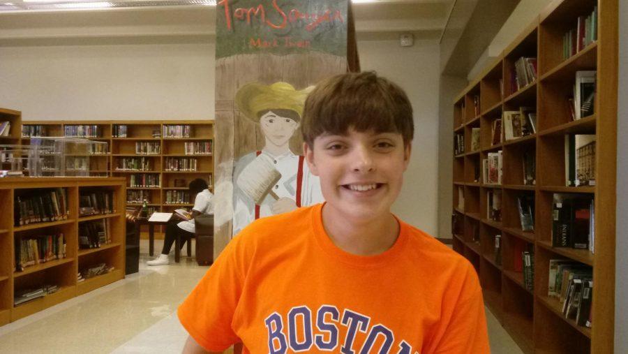 Junior: Alex Fiscarelli