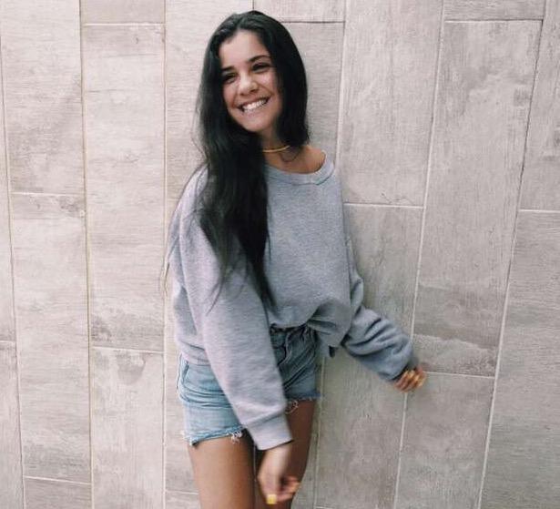 Sophomore: Hannah Mullaney