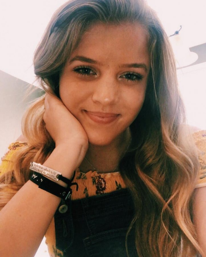 Sophomore: Maddy Sansone