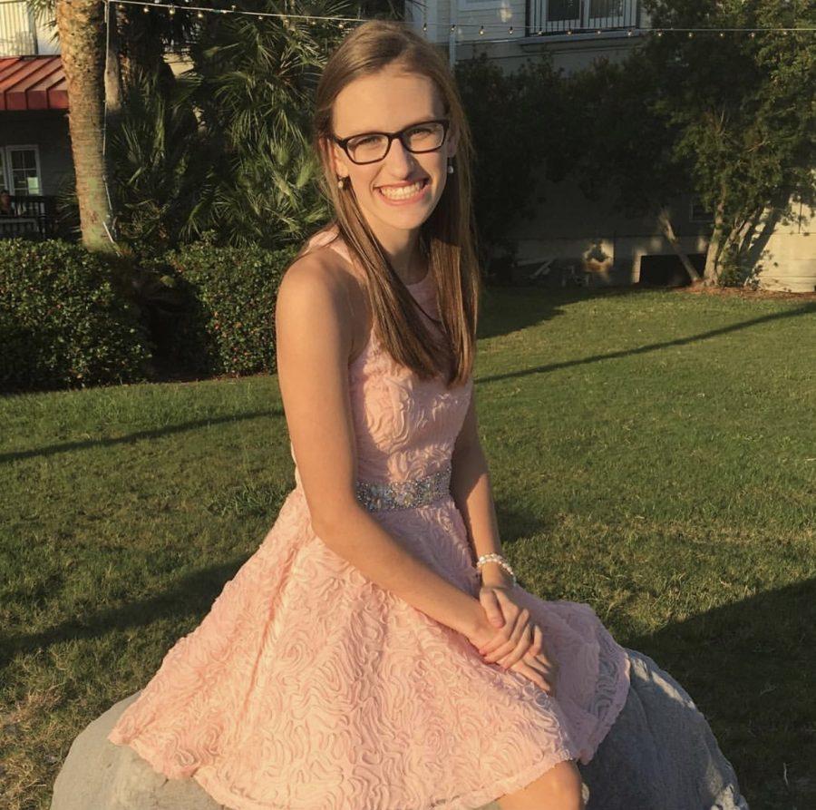 Sophomore: Tori Cofield