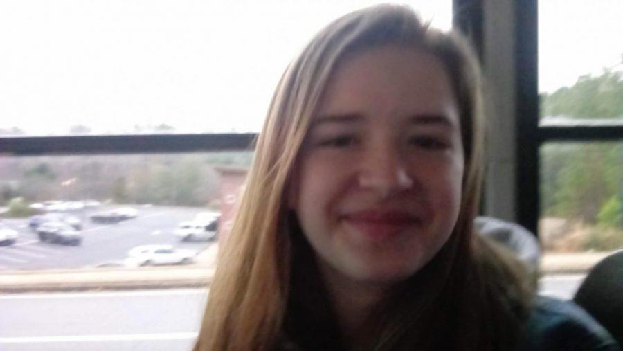 Sophomore: Ava Prebit
