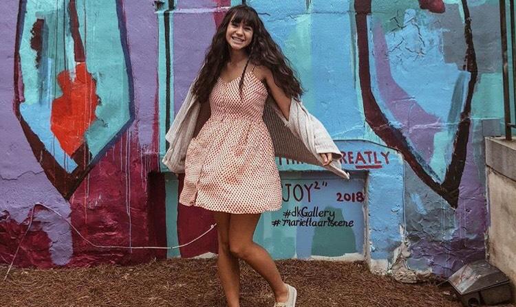 Junior: Anaya Ferrell