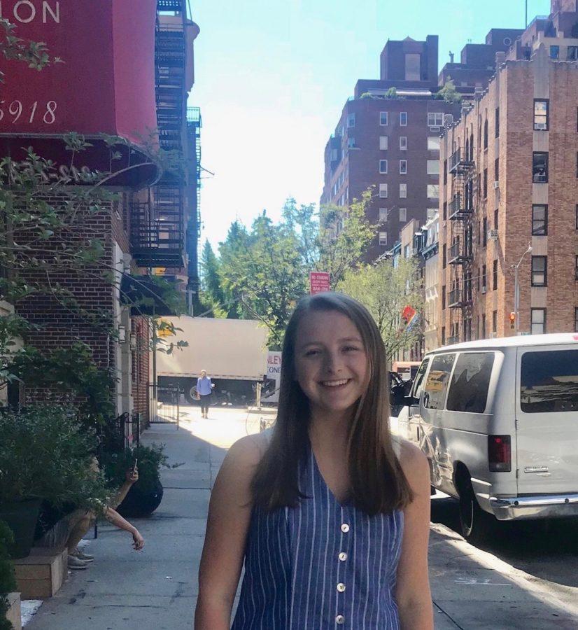 Junior: Hannah Wysocki