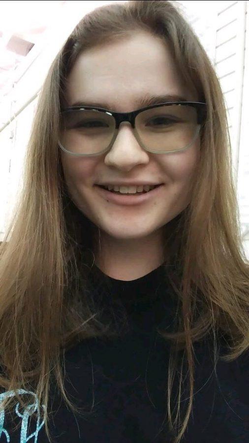 Freshman: Anna Frix