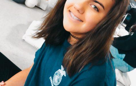 Freshman: Ashley Smith
