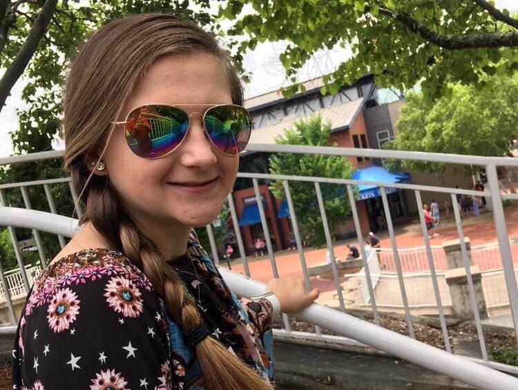 Freshman: Christiana Underwood