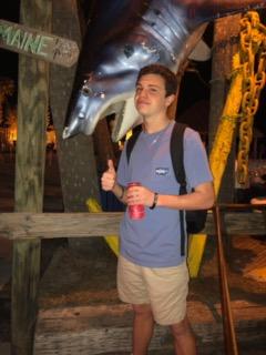 Sophomore: Aidan Cumby