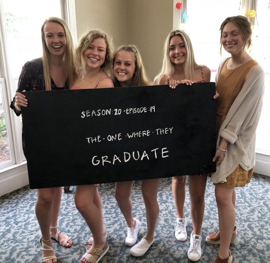 Glad to be a grad: No cap