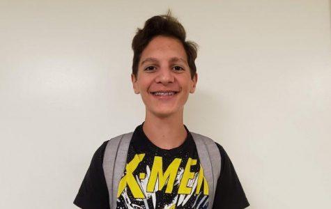 Freshman: Nick Furman