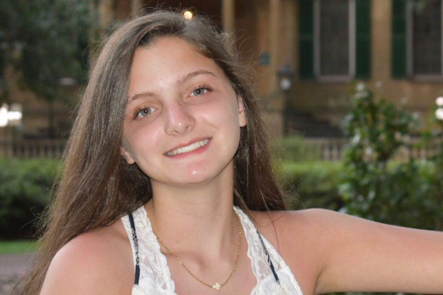 Freshman: Katie Brenneman