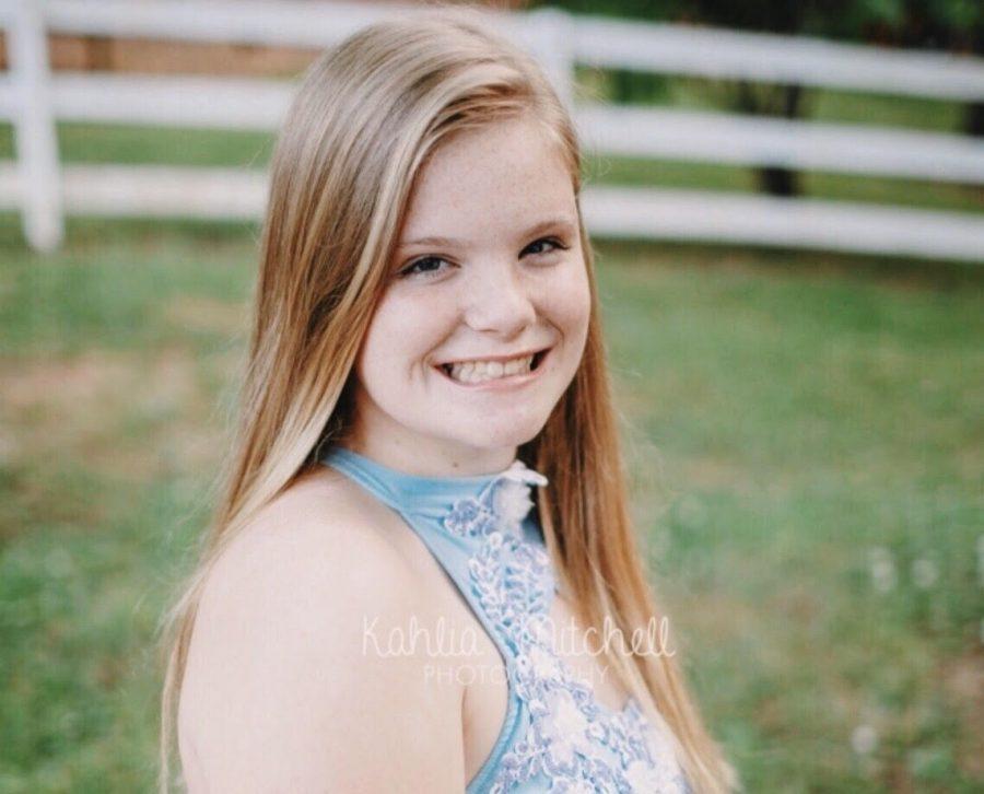 Freshman: Caroline Byars