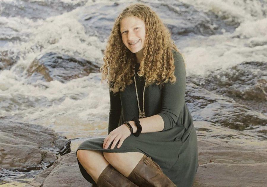 Sophomore: Lillian Derenthal